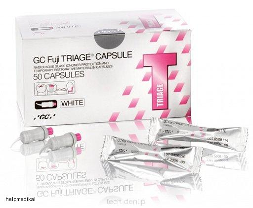 GC Fuji Triage kapsle White