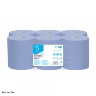 PAPERNET Special Hand Towel Roll Autocut Blue