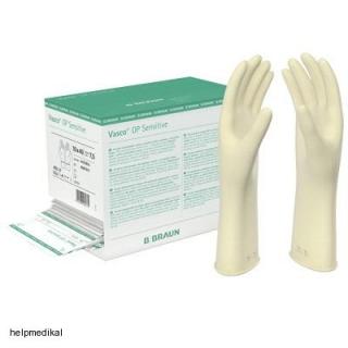Chirurgické rukavice Braun sterilní 38a15495b3